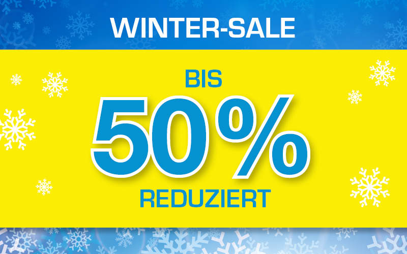 Winter Sale bei mode hell