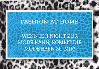 Fashion at home