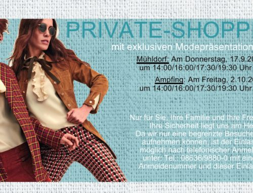 PRIVATE-SHOPPING