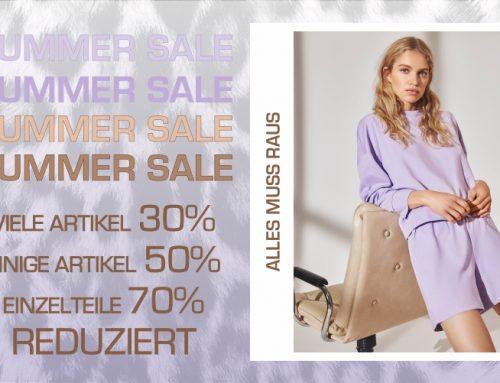 % SUMMER SALE %