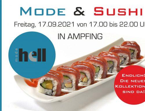 Mode & Sushi in Ampfing